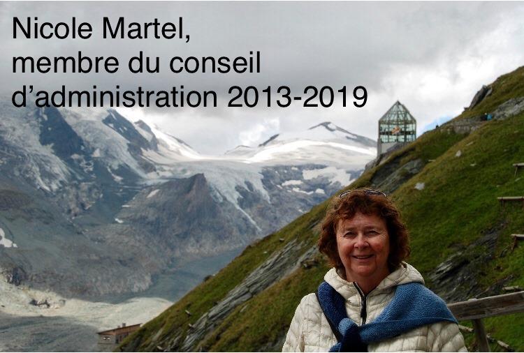 Témoignage Nicole Martel
